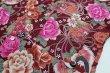 画像5: 鯉口シャツ【薔薇に鶴丸富士/赤系】残りわずか:在庫非連動 (5)